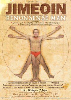 Jimeoin Renonsense Man