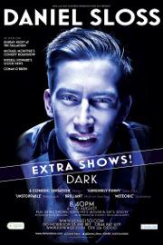 Daniel Sloss 2015 Edinburgh Fringe extra shows poster