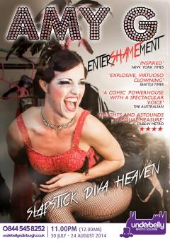 Amy G Edinburgh 2014 poster