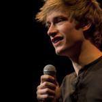 Daniel Sloss, Bloomsbury Theatre, 26-10-12 © Jill F