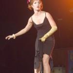 Amy G wardrobe malfunction