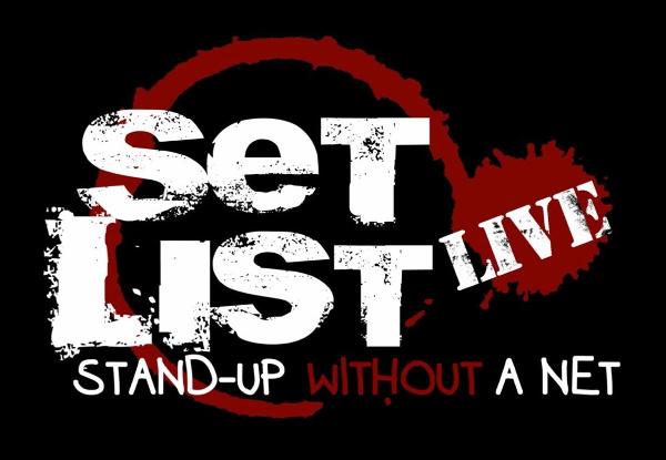 SET LIST logo